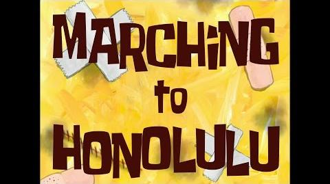 Marching to Honolulu