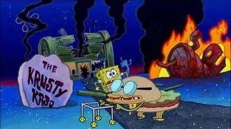 SpongeBob Music - Monster Bug (a)