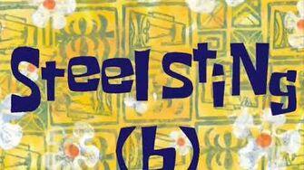 SpongeBob Music Steel Sting (b)