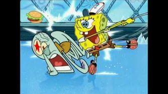 SpongeBob Music - Tripping Upstairs