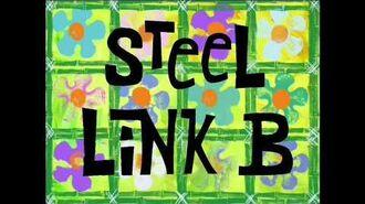 SpongeBob Music Steel Link (b) Steel Sting (g)-0
