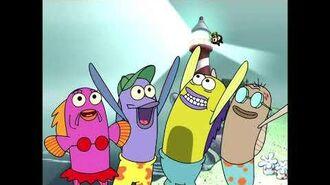 SpongeBob Music Screen Heroes (A)