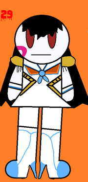 The 31 days Of Halloween Art- Sacred Marionette as Satsuki Kiryuin