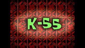 SpongeBob Music K-55