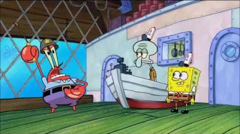 SpongeBob Music - Up She Rises