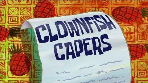 SpongeBob Music Clownfish Capers (Full Version)