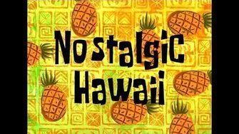 SpongeBob Music Nostalgic Hawaii-0