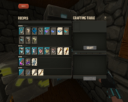 Creativerse crafting table2