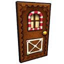 Door gingerbread