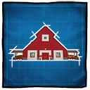 Barn Game Icon