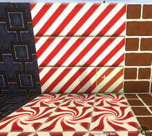 Creativerse Candy Cane Wall27