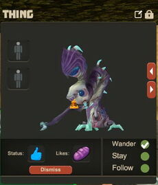 Creativerse Thing Pet R23 21185