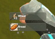 Creativerse unlock R22 Wheat Bread300