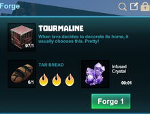 Creativerse infused crystal in forge 2017-11-11 01-50-05-80