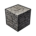 Wall Stone Stacked