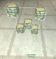 Creativerse moss on display rotates like wood blocks 2019-01-31 22-50-58-99