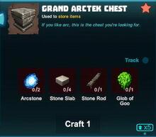 Creativerse grand arctek chest crafting 2018-08-22 20-01-28-62 storage