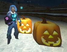 Creativerse R35 Halloween Pumpkin Size001