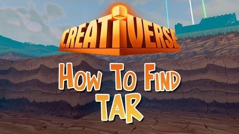 How To Find Tar in Creativerse