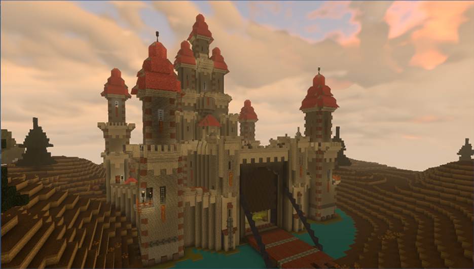 Image colossal castle 2g creativerse wiki fandom colossal castle 2g malvernweather Images