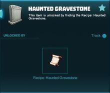 Creativerse R35 Halloween crafting unlock009