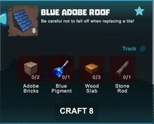 Creativerse crafting recipes roofs R41,5 18