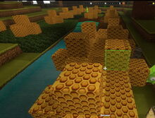 Creativerse Beeswax growing16