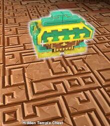 Creativerse X hidden temple chest1553