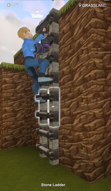Creativerse stone ladder 2019-02-03 04-54-45-39 climbing images