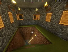 Creativerse Shelter and Stairs001