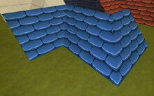 Creativerse R41,5 Roofs with inner and outer corners 57a