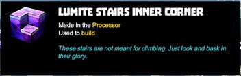 Creativerse R41,5 tooltips stairs corners 503