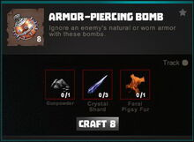 Creativerse crafting recipes R34 Explosives 0116