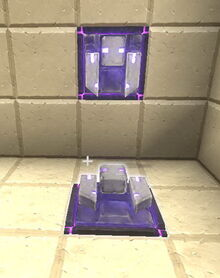 Creativerse R33 Logic Gate on off001