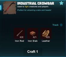 Creativerse crafting industrial crowbar 2017-06-22 21-05-22-02