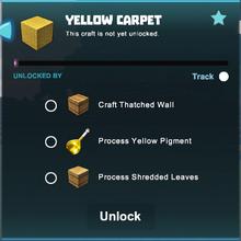 Creativerse unlocking carpet R39