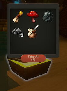 Creativerse Wood Treasure Chest3114