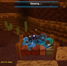 Creativerse bed red sleeping 2018-04-09 05-42-12-81