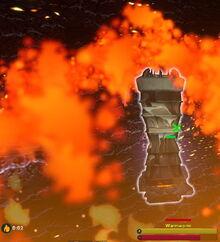 Creativerse burning warmworm3030