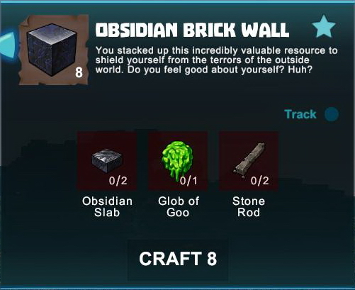 Obsidian Brick Wall Best Photos Of Brick Imagefor Org