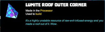 Creativerse R41,5 tooltips corners for roofs 505