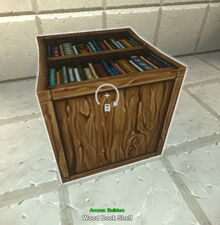 Creativerse wood book shelf rotated 2017-07-29 12-54-02-63 storage items