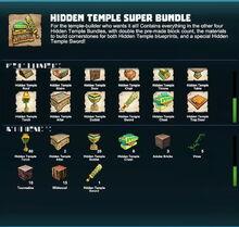 Creativerse hidden temple super bundle 2017-08-09 17-36-28-97