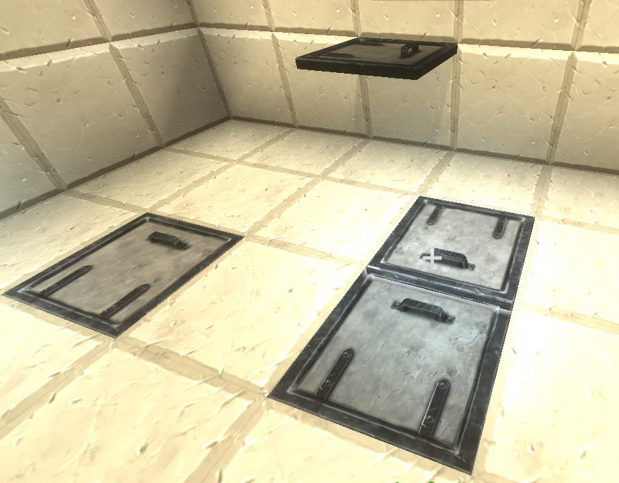The Stone Trap Door is a useable furniture item. It can be crafted in your Crafting Menu (opened by \ Q\  as the default key) or at Crafting Tables (that ... & Stone Trap Door | Creativerse Wiki | FANDOM powered by Wikia