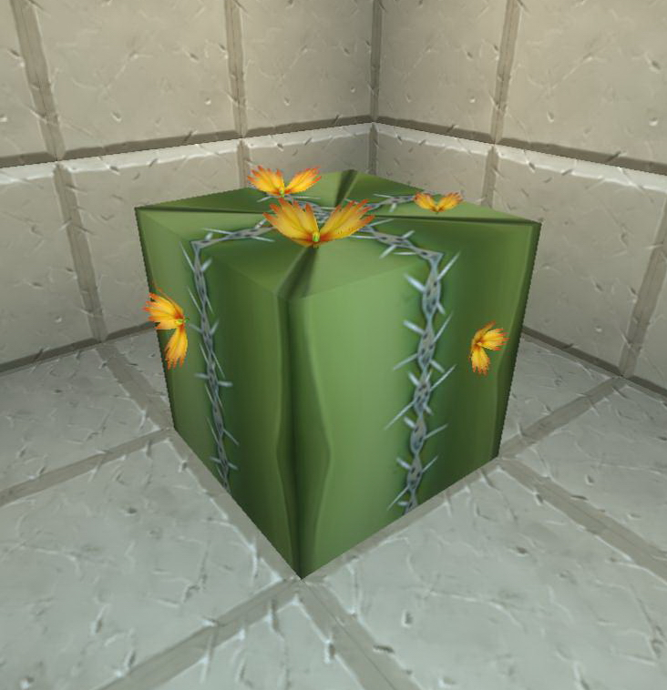 Cactus Flower | Creativerse Wiki | FANDOM powered by Wikia