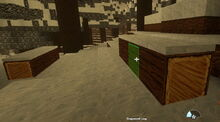 Creativerse Cragwood Logs Taiga Snowy