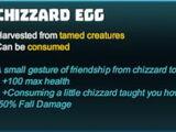 Chizzard Egg