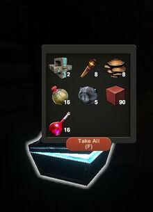 Creativerse obsidian treasure chest2015 66