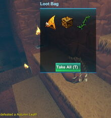 Creativerse 2017-08-04 autumn leafi loot