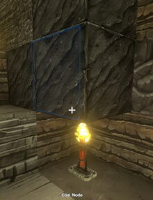 Creativerse Coal torch does not burn23